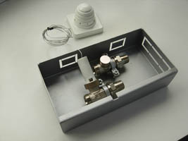 Integrated Remote Thermostatic Valve