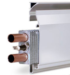 Dual Fuel Thermodul Skirting Board Heating